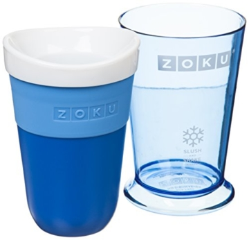 ZOKU SLUSH & SHAKE MAKER BLUE Create velocemente le vostre granite - 2