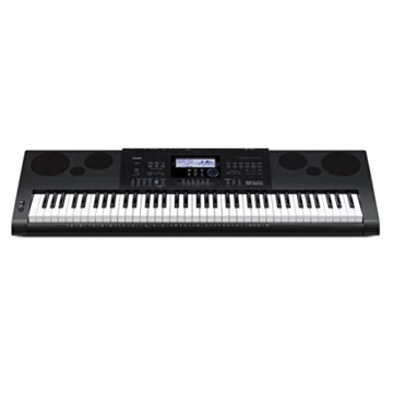Casio WK-6600 Keyboard - 1