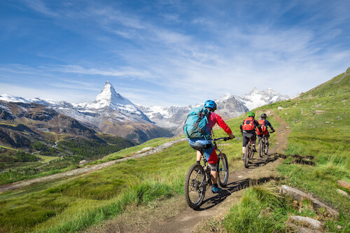 mountainbike-berge