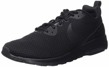 Nike Herren Air Max Motion Low Laufschuhe, Schwarz Black-Anthracite, 45 1/3 EU - 1
