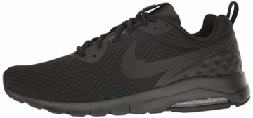 Nike Herren Air Max Motion Low Laufschuhe, Schwarz Black-Anthracite, 45 1/3 EU - 5