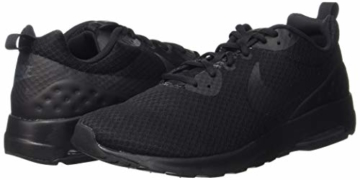 Nike Herren Air Max Motion Low Laufschuhe, Schwarz Black-Anthracite, 45 1/3 EU - 6