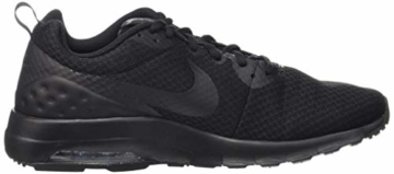 Nike Herren Air Max Motion Low Laufschuhe, Schwarz Black-Anthracite, 45 1/3 EU - 7