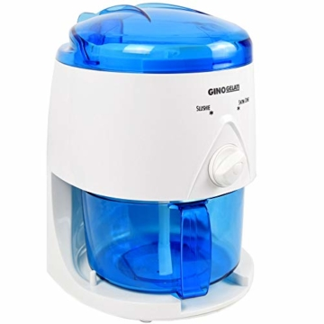 Gino Gelati IC-005 Elektrischer Smoothie Slush Crushed Maker Mixer Ice Shaver - 2