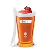 Zoku Slush & Shake Maker ORANGE Create velocemente le vostre Granite - 1